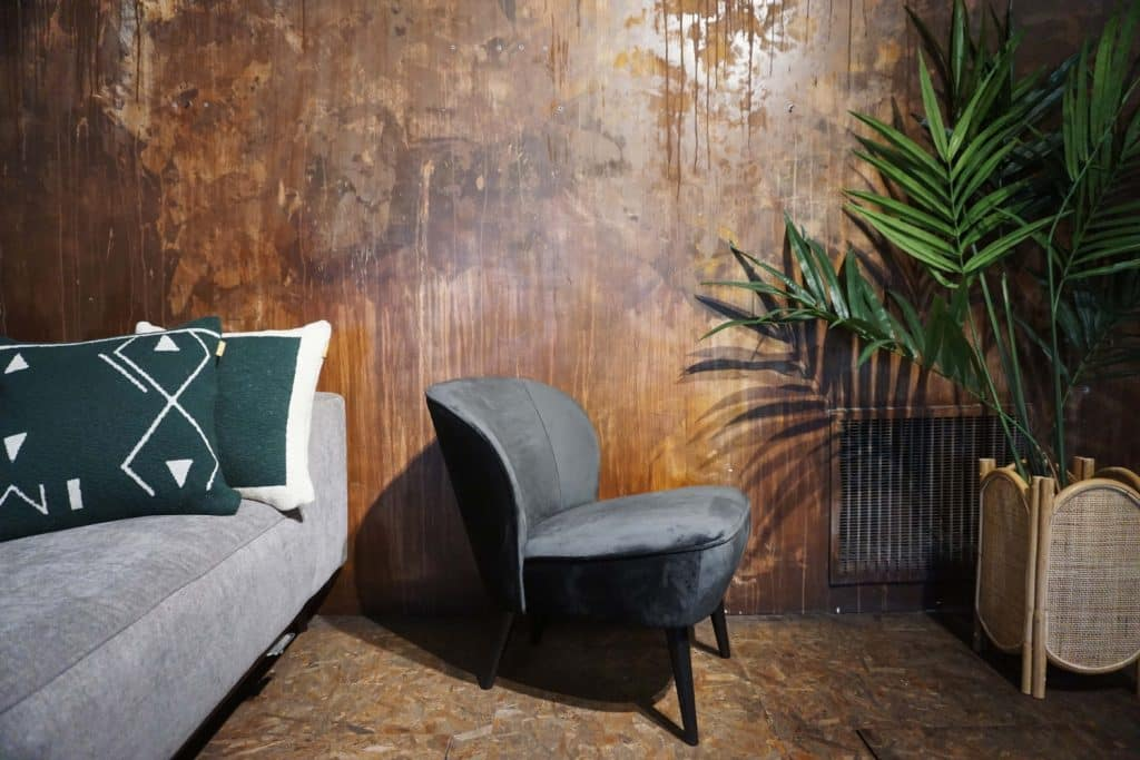 Fauteuil Lounge - Anthracite (2)