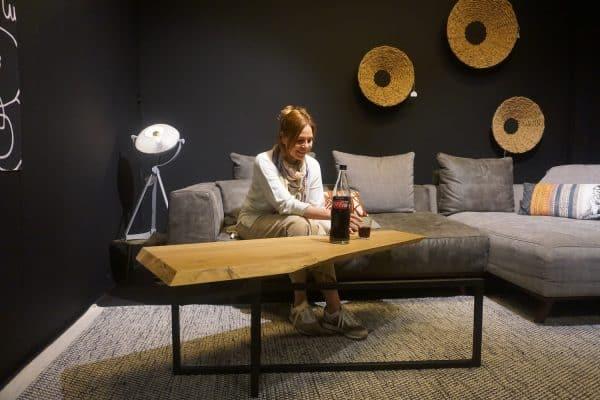 Table paresseux avec Nadine Malherbe