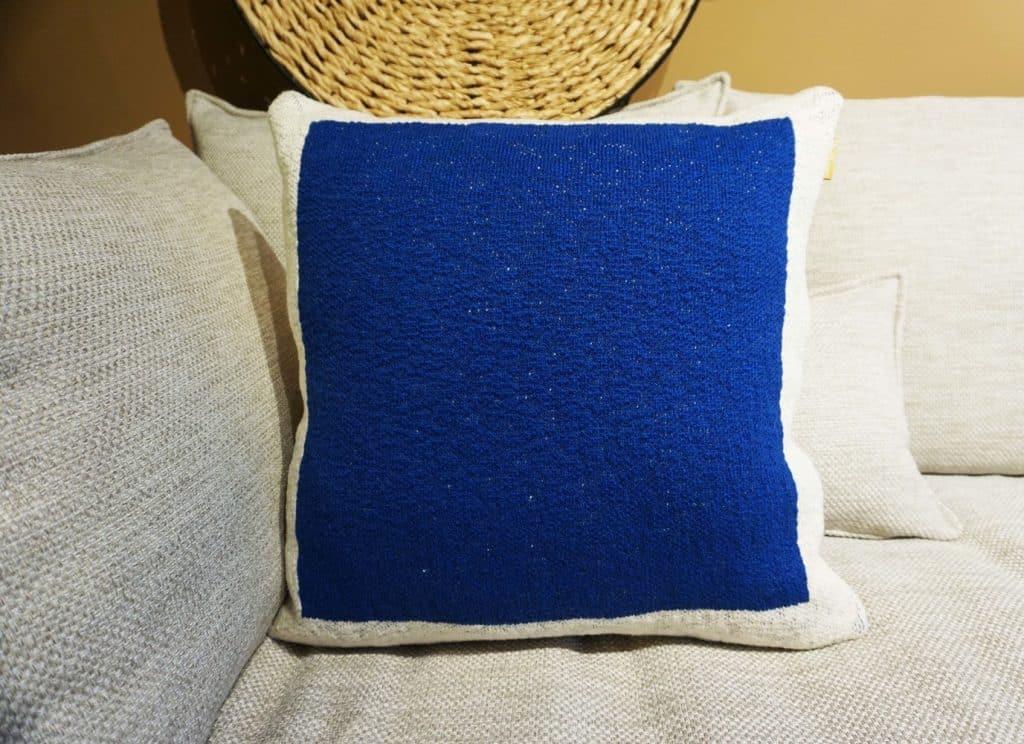 poster bleu coton 1